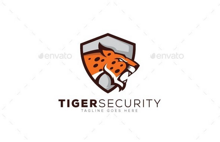 Tiger Security Logo