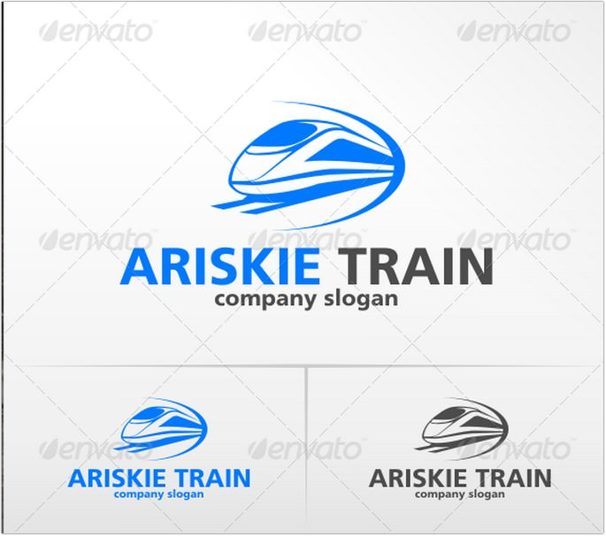 Best Train Logo