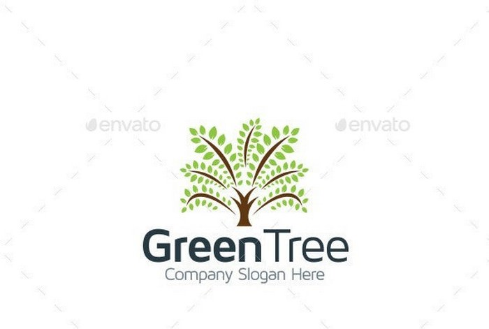 Tree Logo By TheLogoVibe