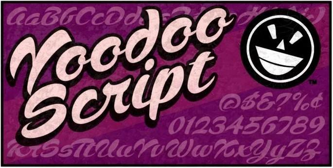 Voodoo Font