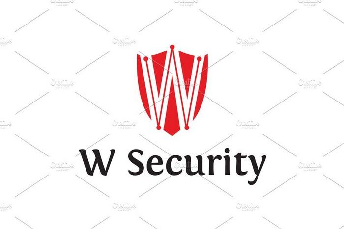 W Logo - SK