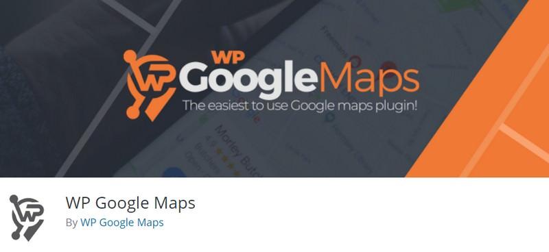 WP Google Maps (Free)