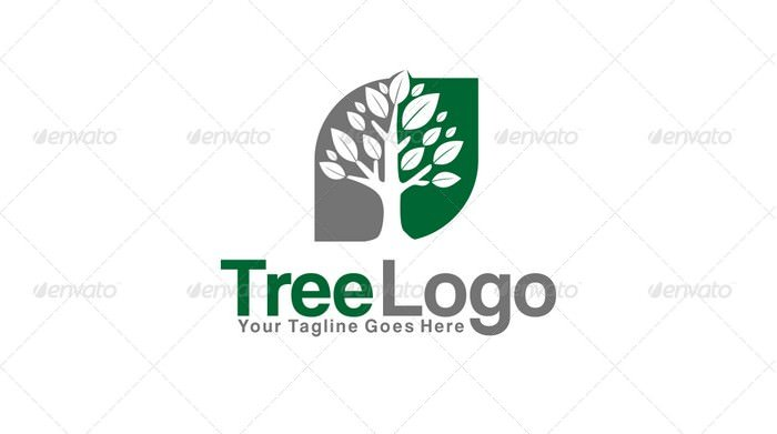 White Tree Logo