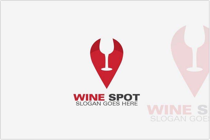 Wine Spot Logo