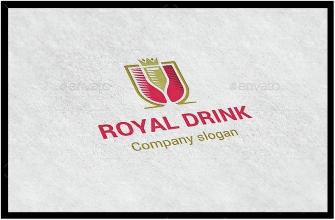 Winery Drink Logo
