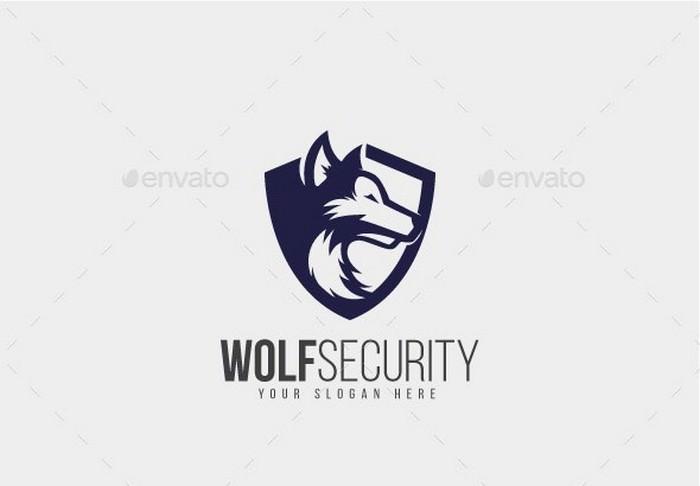 Wolf Security Logo