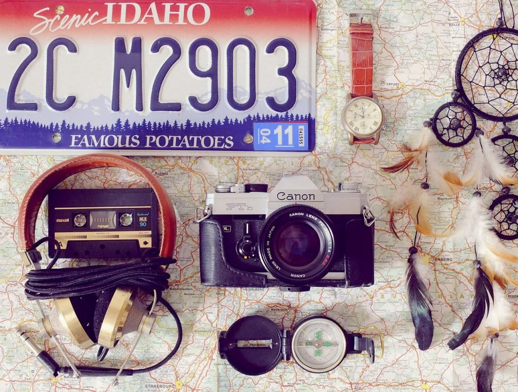 LifeEssential Hipster Background