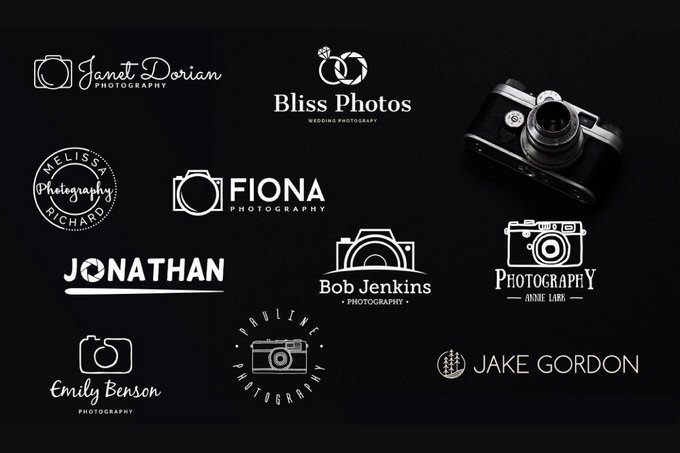 10 Free Photography Logo Templates
