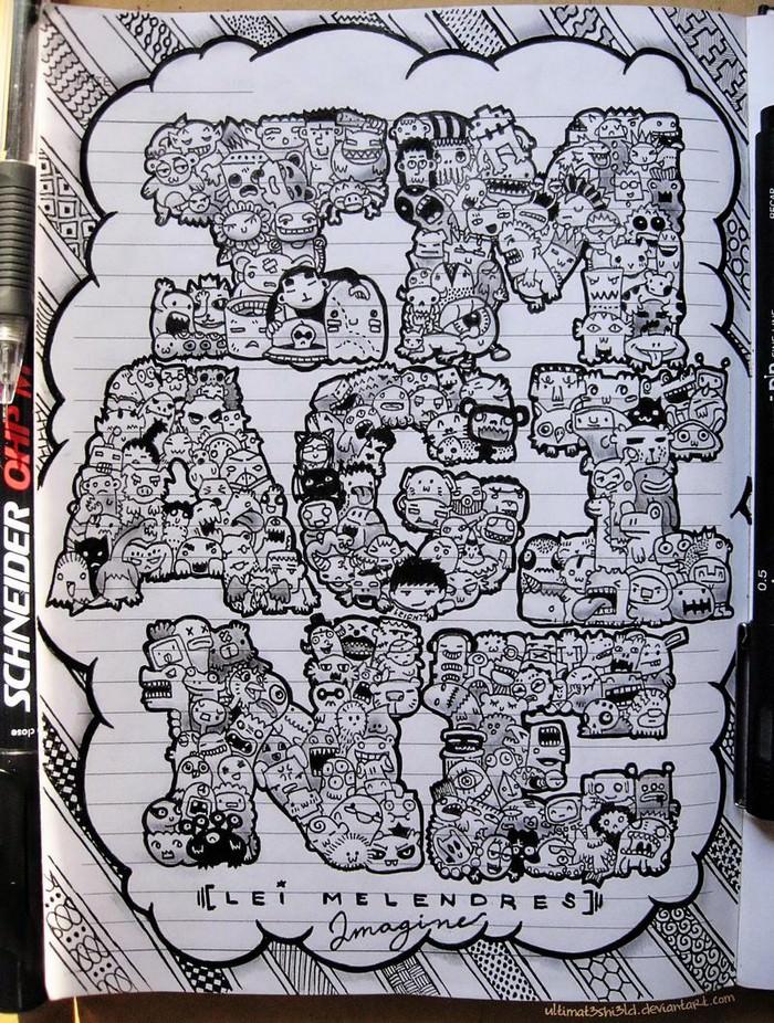 3rd Doodle Imagine