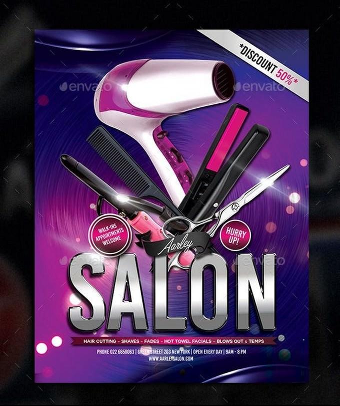Aarly Salon