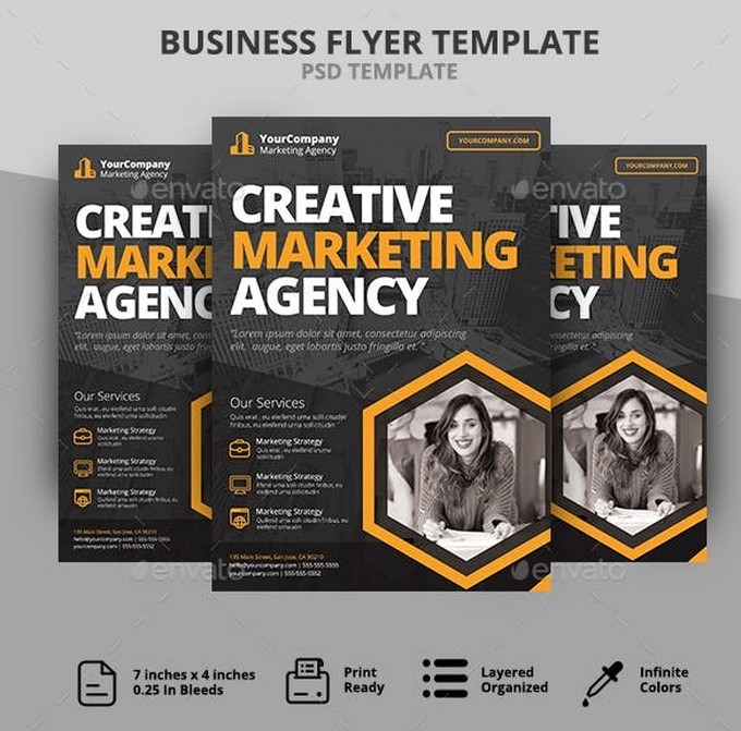 Agency Marketing Flyer