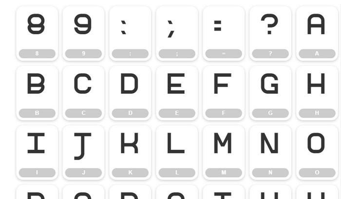 AnakinMono Font