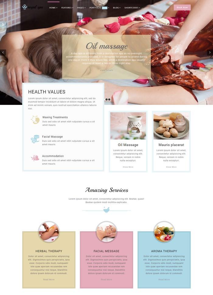 Beauty Salon & Spa