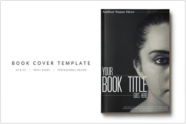 Book Cover Template 09