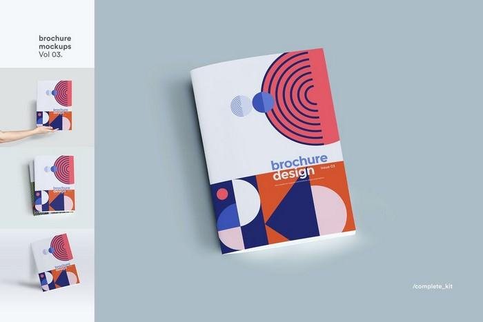 Brochure Mockup Vol 3