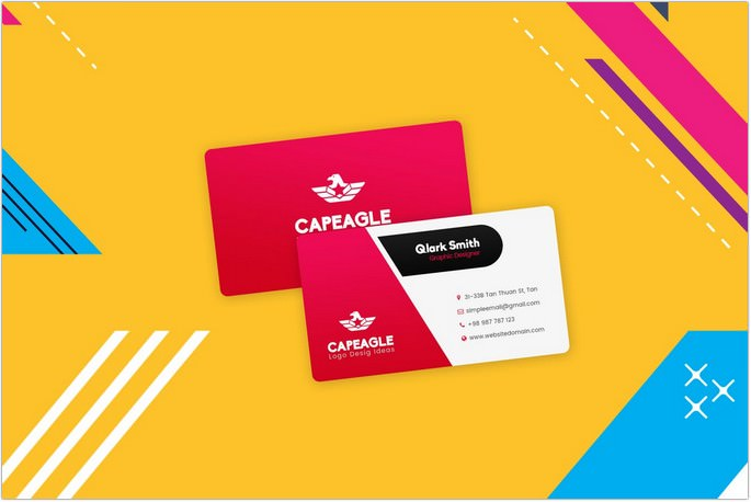 Stunning Visiting Cards Design