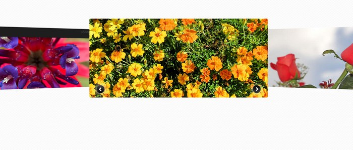 CSS3 Only Image Slider with 3D Transforms