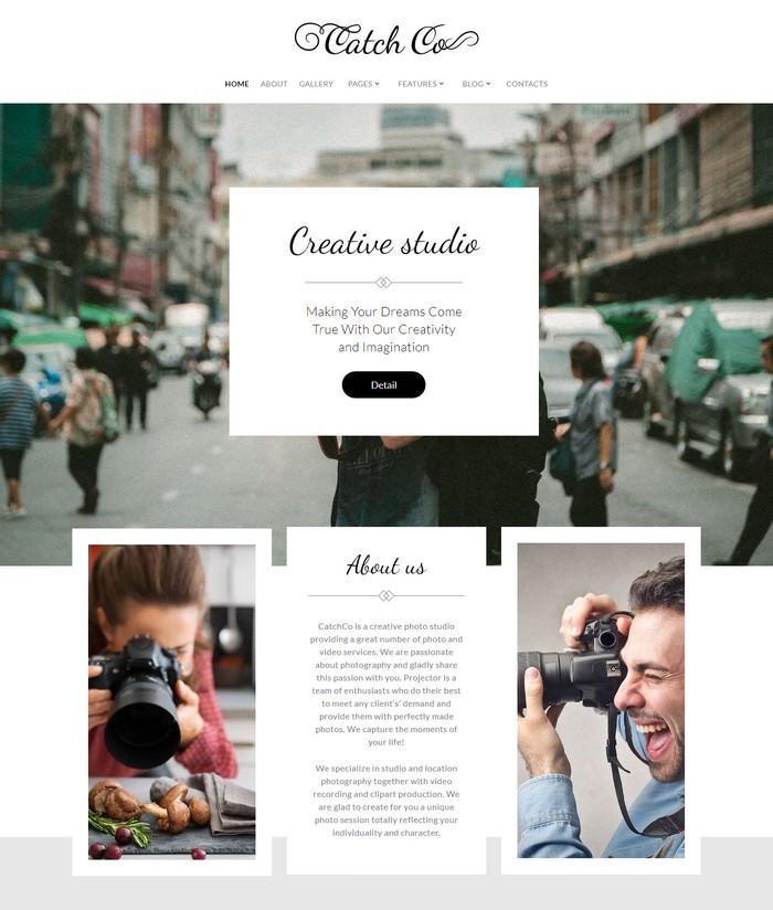 Catch Co - Photo Studio