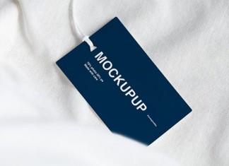 Tag Mockup
