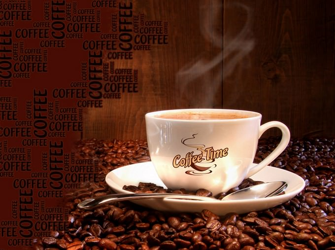 Coffee Cup Logo Branding