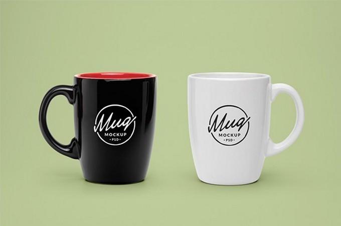 Coffee Mug PSD