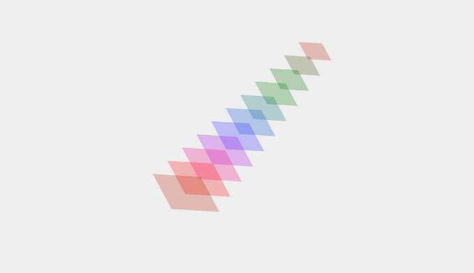 Color Layers Css Animation