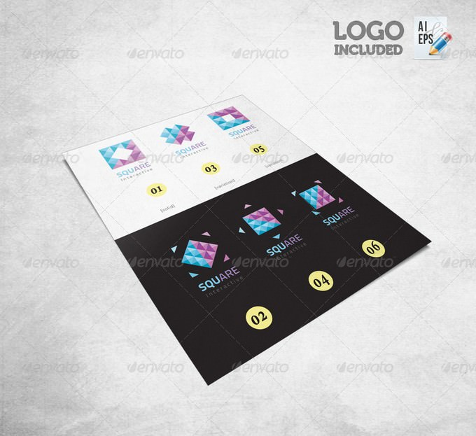 Corporate Logo - Square Interactive
