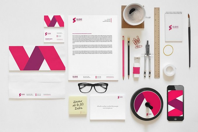 Corporate Ultimate Identity Mock-up