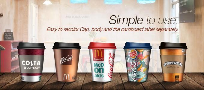 Costa Paper Cup