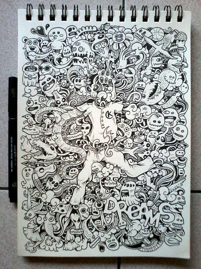 Doodle Art Dreams