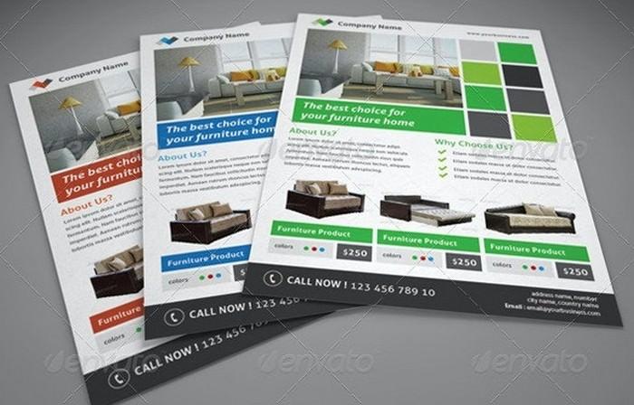 Furniture Flyer # 3