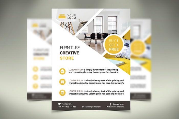 Furniture Flyer # 6