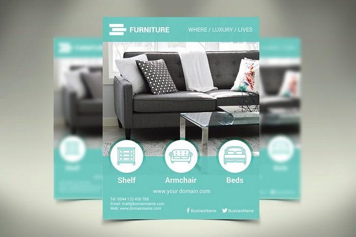 Furniture Flyer - SK