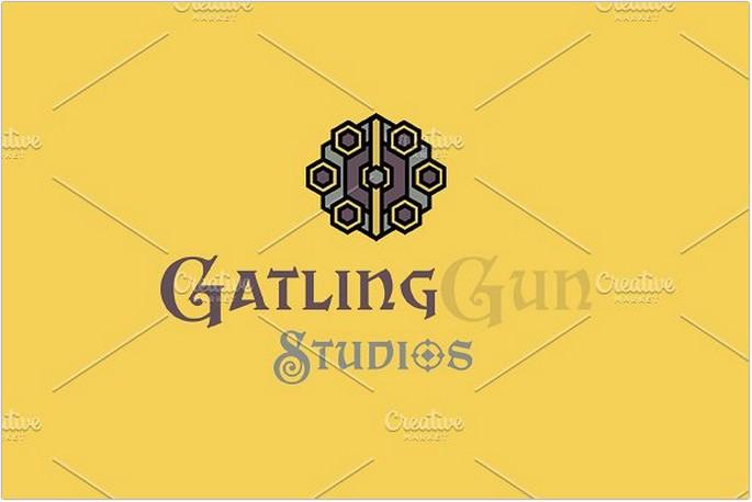 Gatling Gun Studios Logo