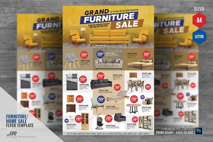 Home Furnishing Multipurpose Sale