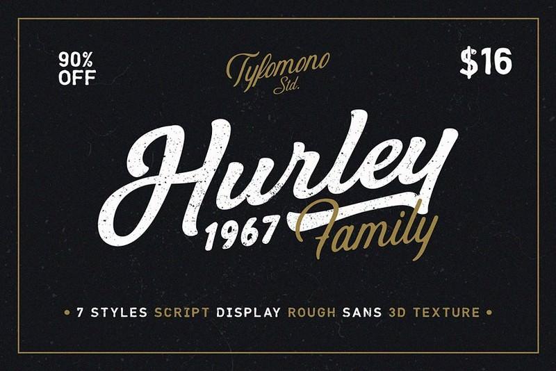 Hurley 1967 Family