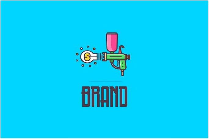 Idea Gun Logo