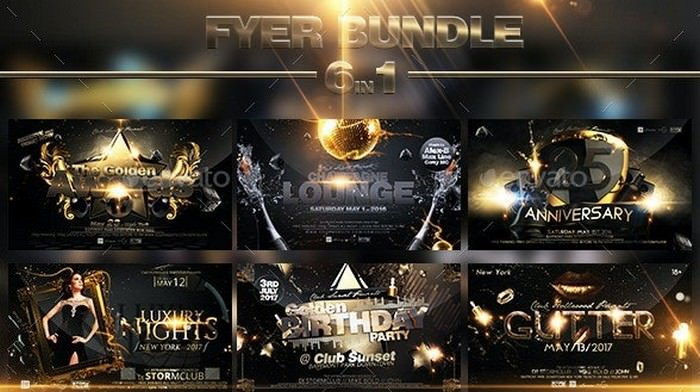 Luxury Flyer Bundle V3