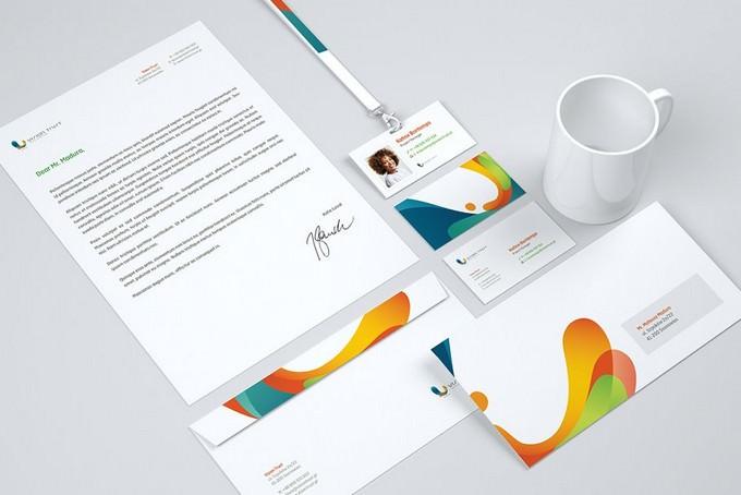 Mockup Corporate Identity PSD