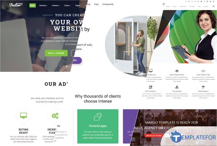 Multipurpose HTML5 CSS3 Theme