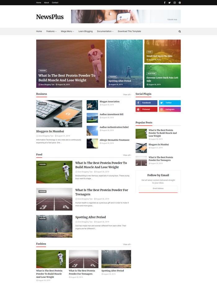 Newsplus Blog