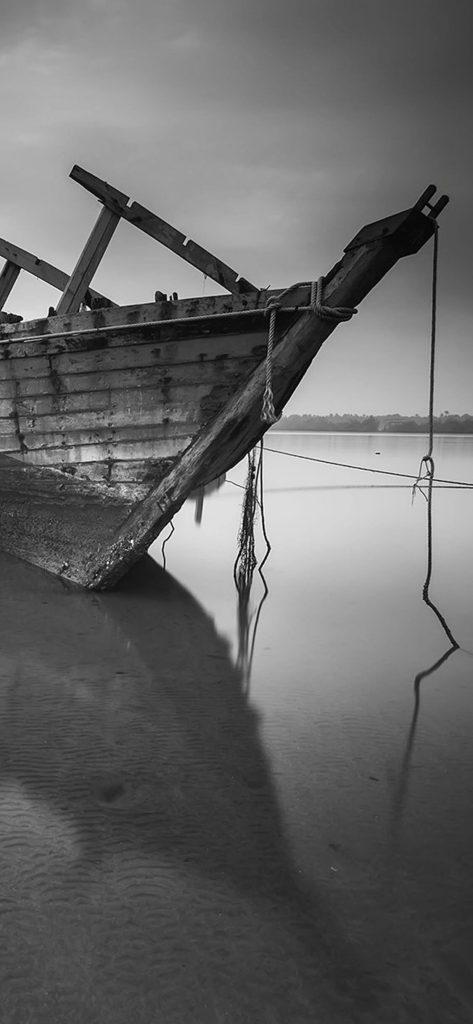 Old Boat Black