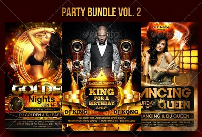 Party Bundle Vol. 2
