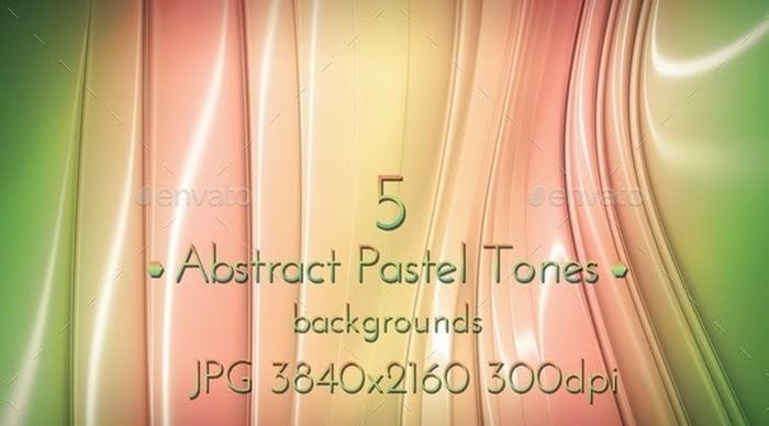 Pastel Glossy Background