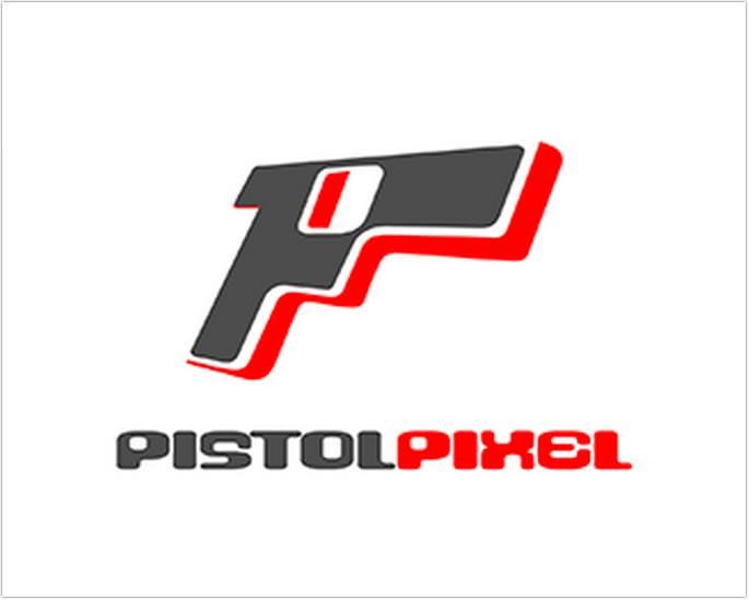 Pistol Pixel Logo
