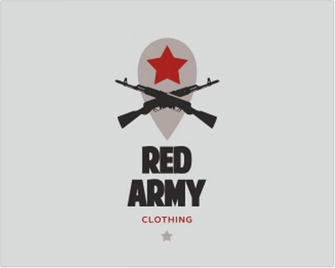 Red Army Clothing Logo