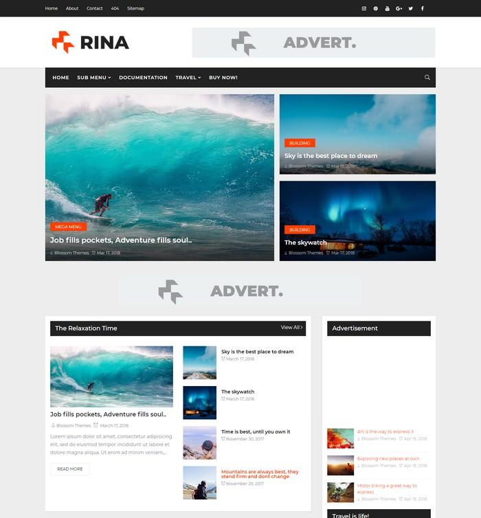 Rina Blogger