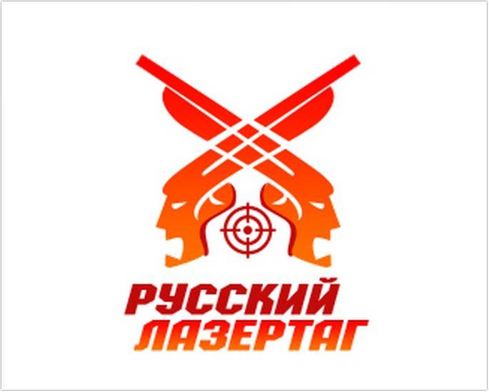Russian lasertag Logo