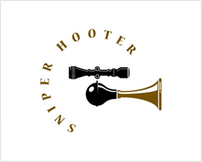 Sniper + Shooter Logo