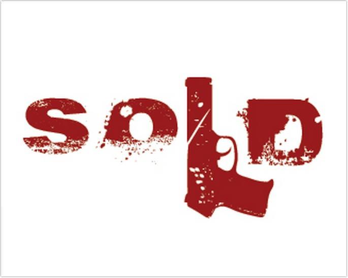 Sold Gun Logo